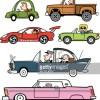 Een busje of een sportwagen?