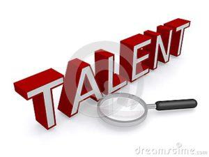 talent onder vergrootglas