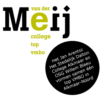 Van der Meij Colllege logo